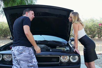 порно измена жены в машине