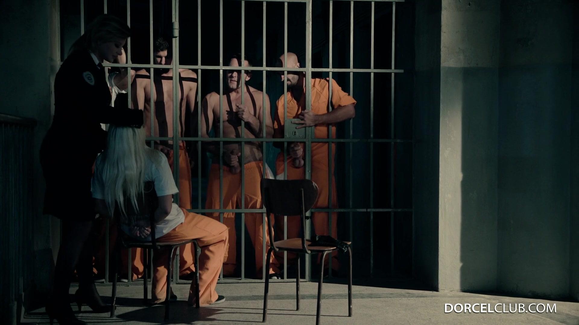 Трахнула заключенного hd 16 фотография