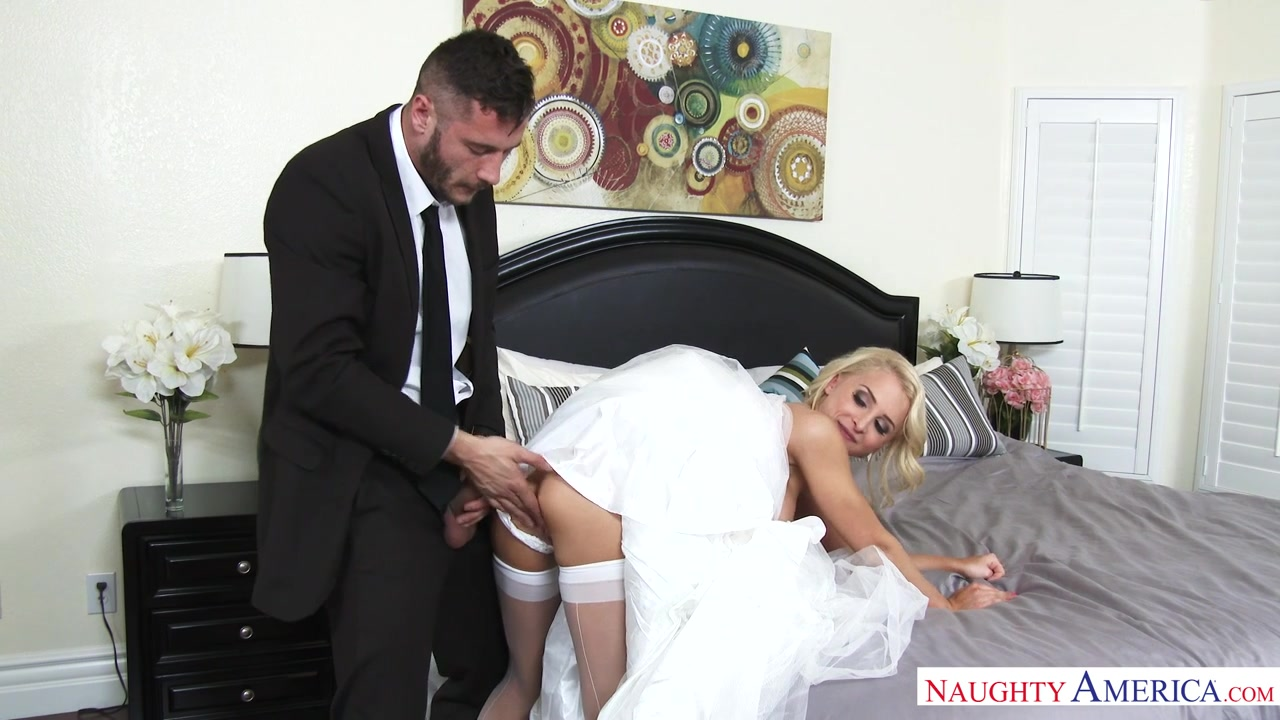 Невесту в брачную ночь или на свадьбе ебут толпой